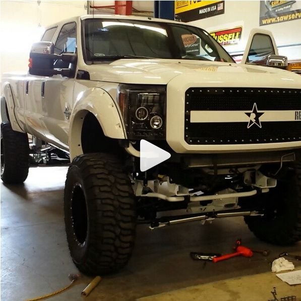 46 Best Images About Truck Suspension On Pinterest: Watch Our SEMA Build Get Lifted With A Kelderman Air Ride