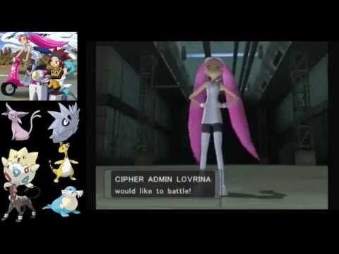 Pokemon XD: Ep 16.1 - My Robo Ride