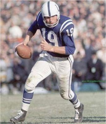 Johnny Unitas, Baltimore Colts