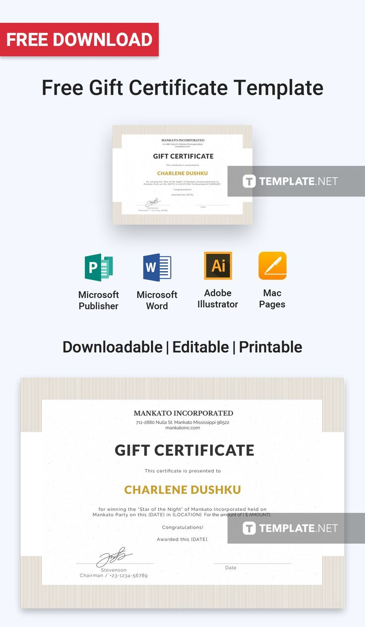 75+ best Free Certificate Templates images on Pinterest