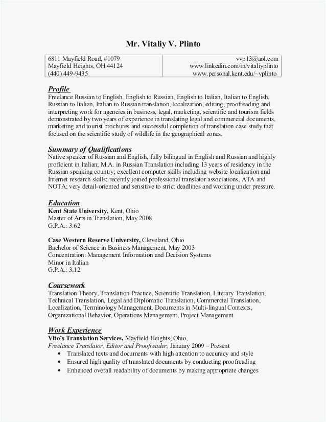 76 Beautiful Photos Of Resume Examples For Business Banking Check