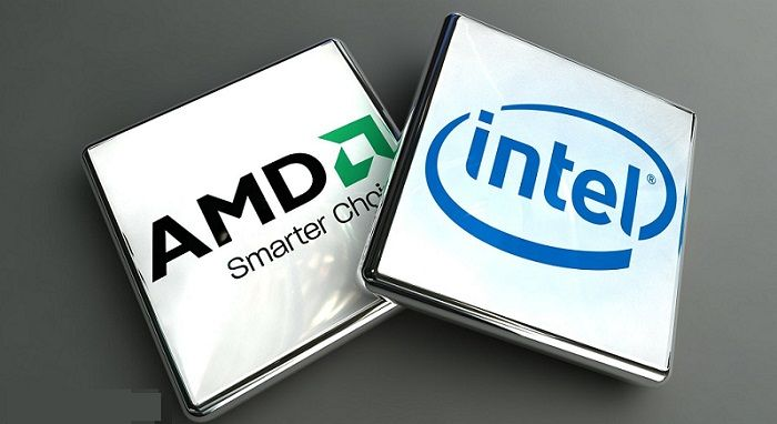Difference between ‪#‎Intel‬ and ‪#‎AMD‬ ‪#‎CPU‬