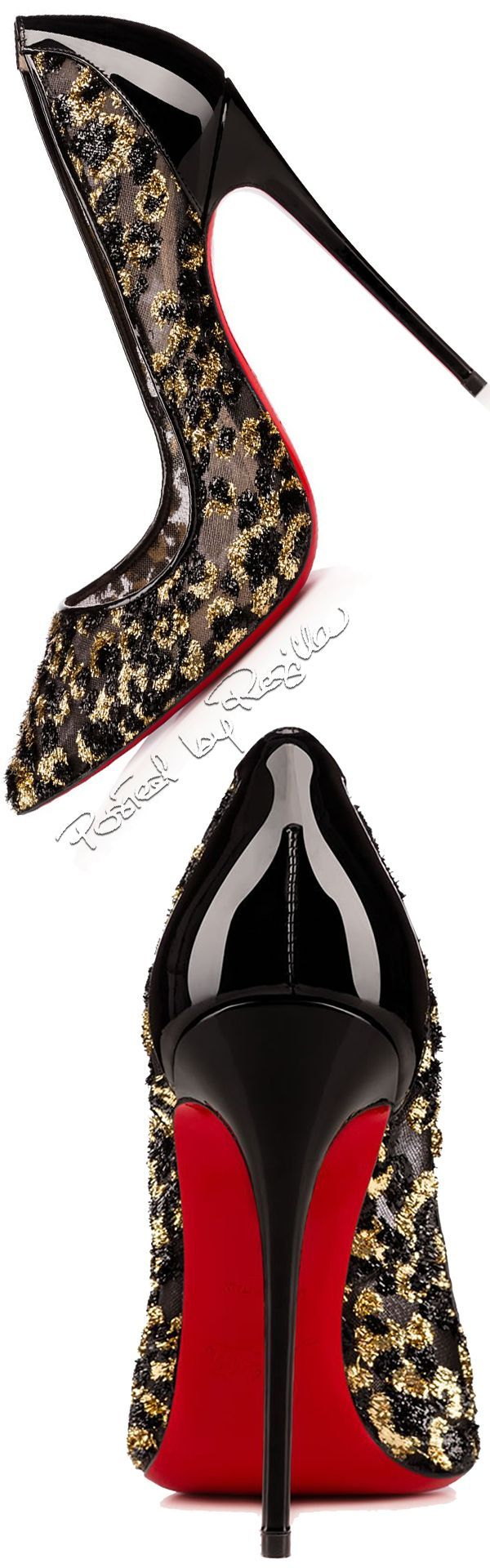 chaussure louboutin femme 2017