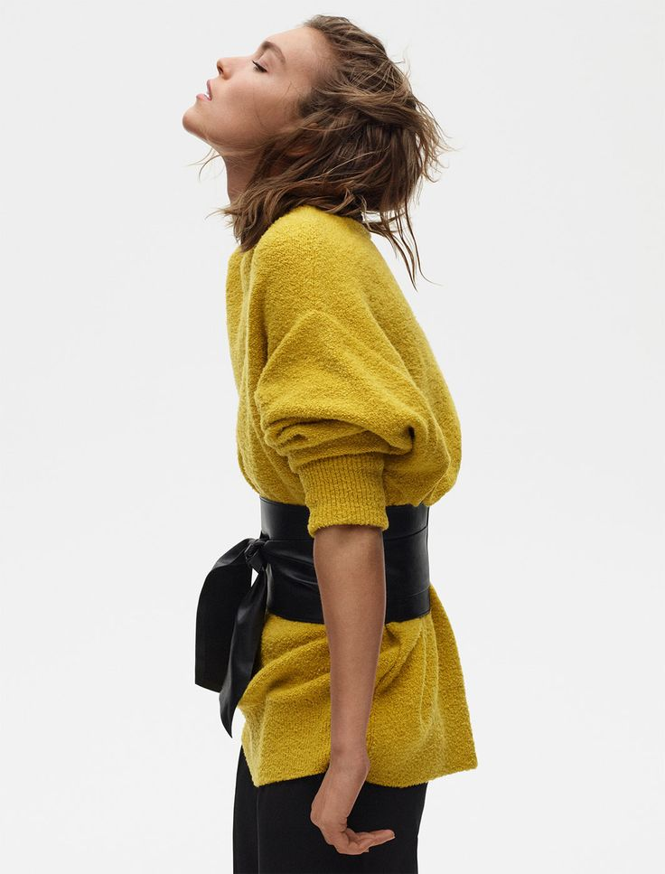 SPRING KNIT-WOMAN-EDITORIALS | ZARA Israel