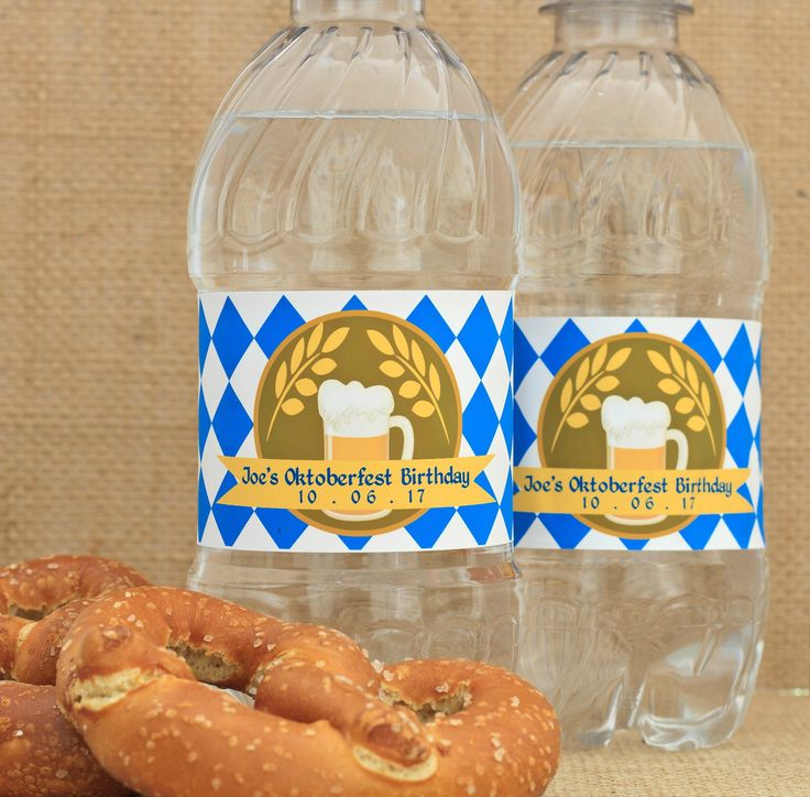Oktoberfest Party Decor & Printables. Octoberfest Decorations. Beer Festival Ideas. German Beer Party Favors. Oktoberfest Party Ideas