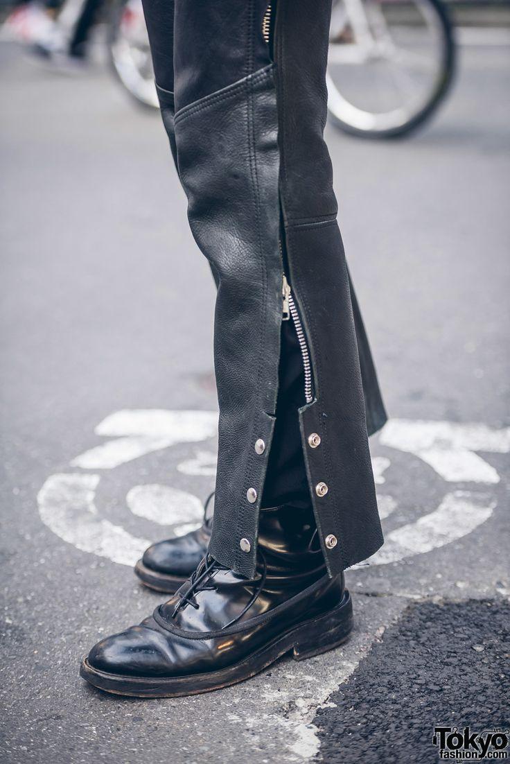Harajuku Duo in Retro Streetwear w/ Jean Paul Gaultier, Carven, Gucci, Levi's, Prada & RayBan