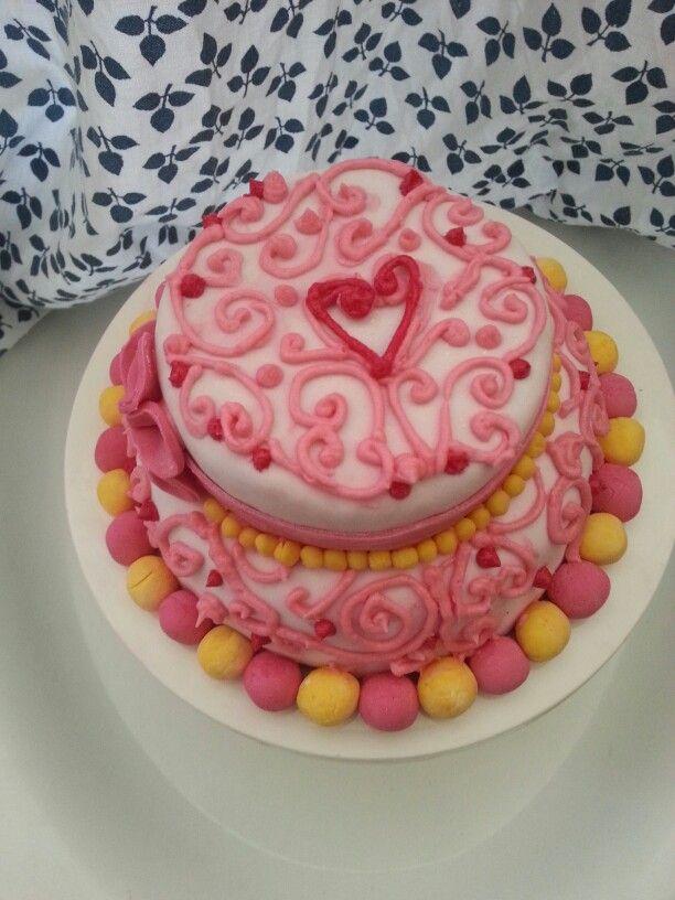 My Pretty Swirl Cake
