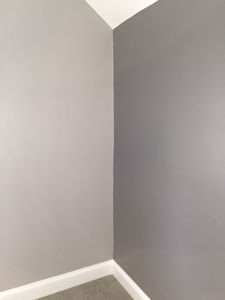 Paint Colors Benjamin Moore Storm And Stormy Sky AF 700 And 1616. Dining  Room ...