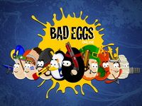Bad Eggs Online 2015 at Bad Piggies 2. The Bad Eggs Online 2015 is an awesome multiplayer game inspired by Tanks and Worms.Do you like pluzze games? If the answer is yes, then this Teenage Mutant Ninja Turtles 2015 game is for you. This game is very interesting.Control an egg and use an impressive arsenal of weaponry to defeat your enemies.It's every egg for themselves in this multiplayer artillery game!