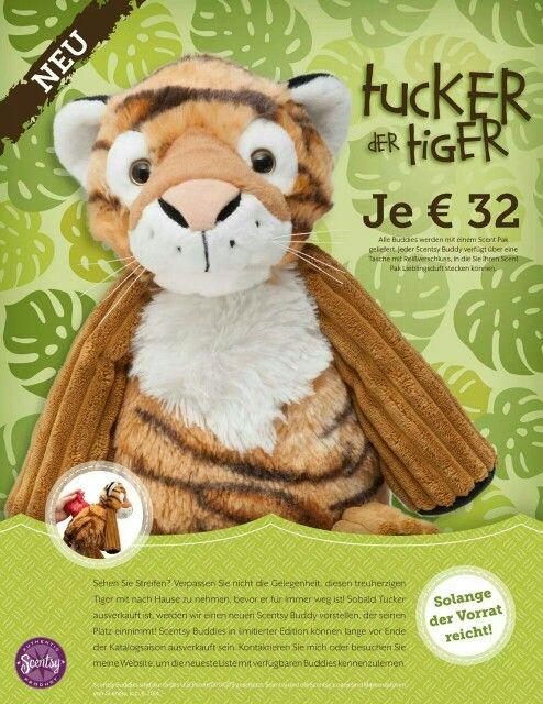 Buddy Tucker der Tiger