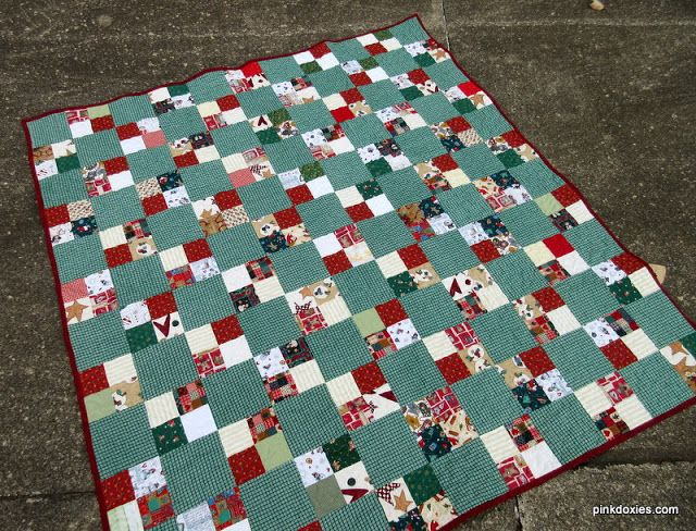 Pink Doxies: A Quilting Focus on Giving Thanks: A Link Up