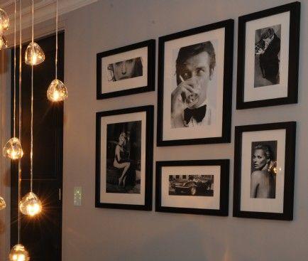Wand fotolijsten diverse van
