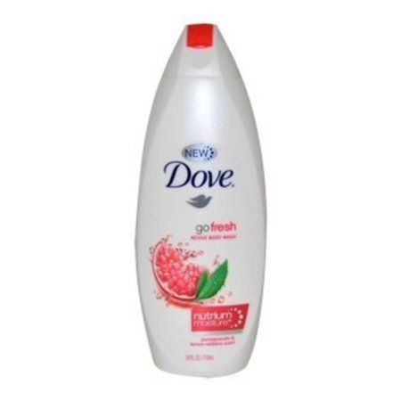 Dove Go Fresh Pomegranate And Lemon Verbena Body Wash 22 Oz Dove Body Wash Body Wash Dove Go Fresh