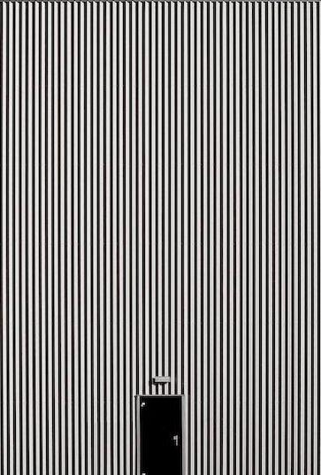 Takashi Takimoto - I love stripes #stripes #B&W - Carefully selected by GORGONIA www.gorgonia.it