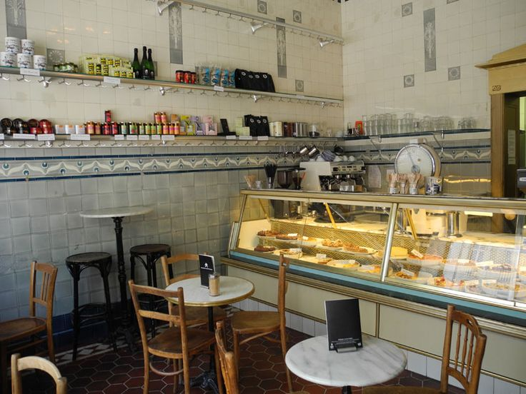 café metzgerei schmitz || Köln / cologne Aachener str., nice cakes & quiches!!!