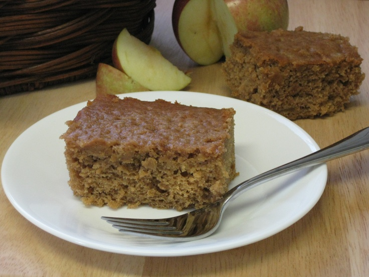 Spice Cake Mix Recipe Canned Apples