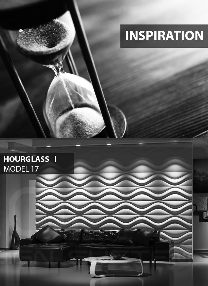 Hourglass - model 17 - Inspiration.  Click at the photo to get more information or to visit our website.#LoftDesignSystem #loftsystem #Decorativepanels #Inspiration #Interior #Design #wallpanels #3Ddecorativepanels #3dpanels #3dwallpanels #house #home #homedesign #Decorations #homedecorations #meringue #bedroom #salon #livingroom #Hourglass