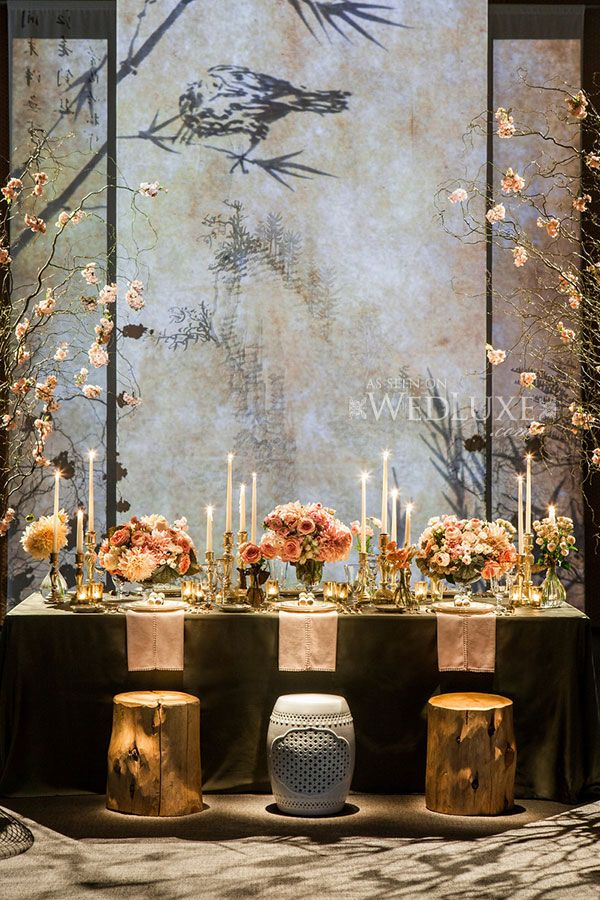 WedLuxe – Jade Blossom | Photography by: Ikonica Follow @WedLuxe for more wedding inspiration!
