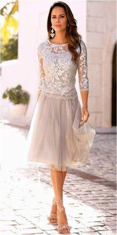 Elegant Mother Of The Bride Dresses Trends Inspiration & Ideas (92)