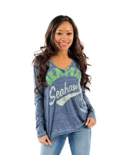 Touch by Alyssa Milano Seattle Seahawks Championship Tee