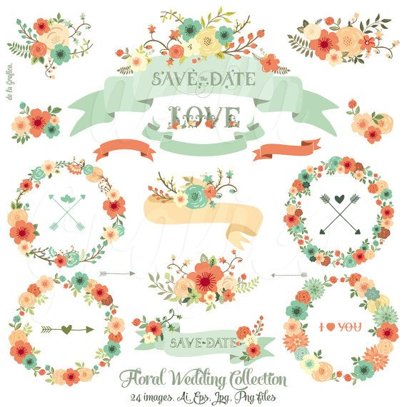 clipart floral banner - photo #33