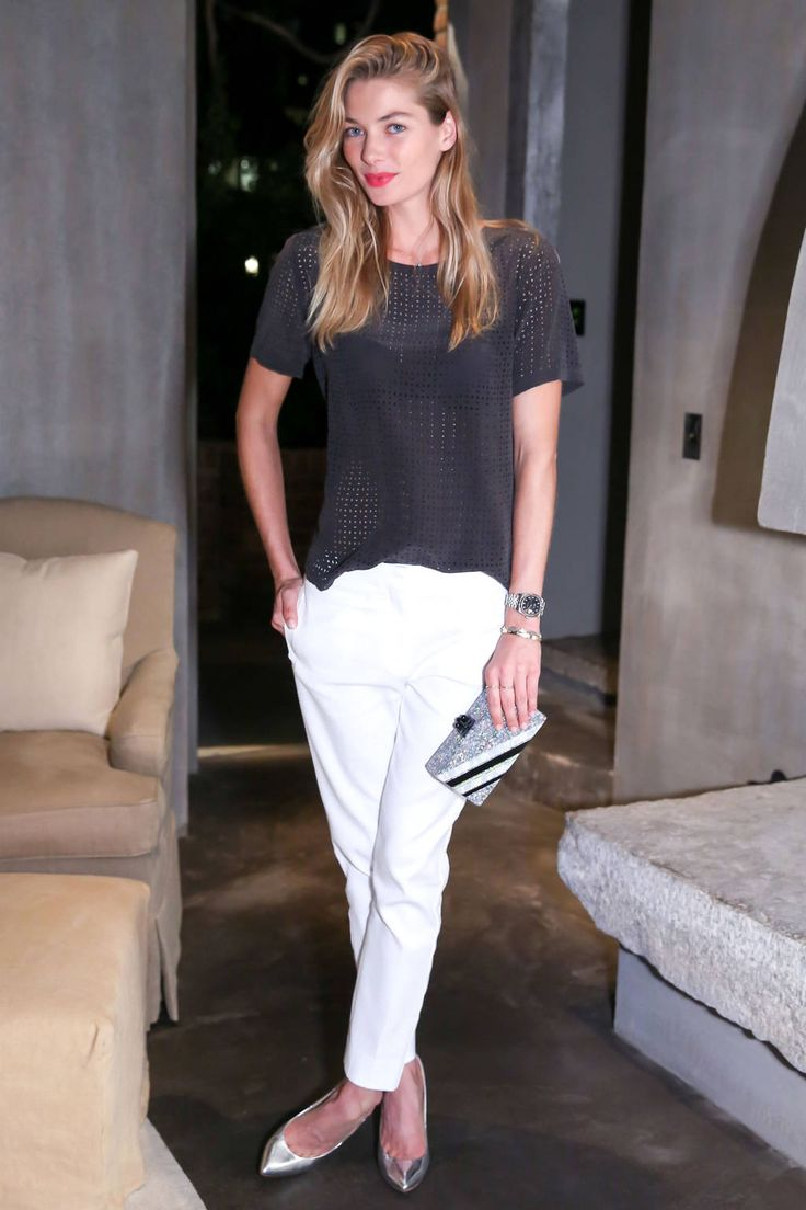 Spring 2015 New York Fashion Week Front Row - Front Row Photos From New Fashion Week Spring - Harper's BAZAAR