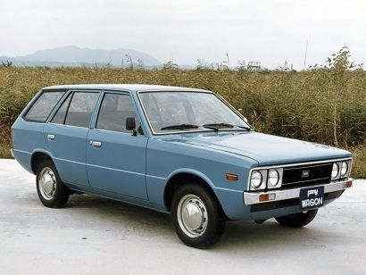 Hyundai Pony Wagon (1977 – 1982).