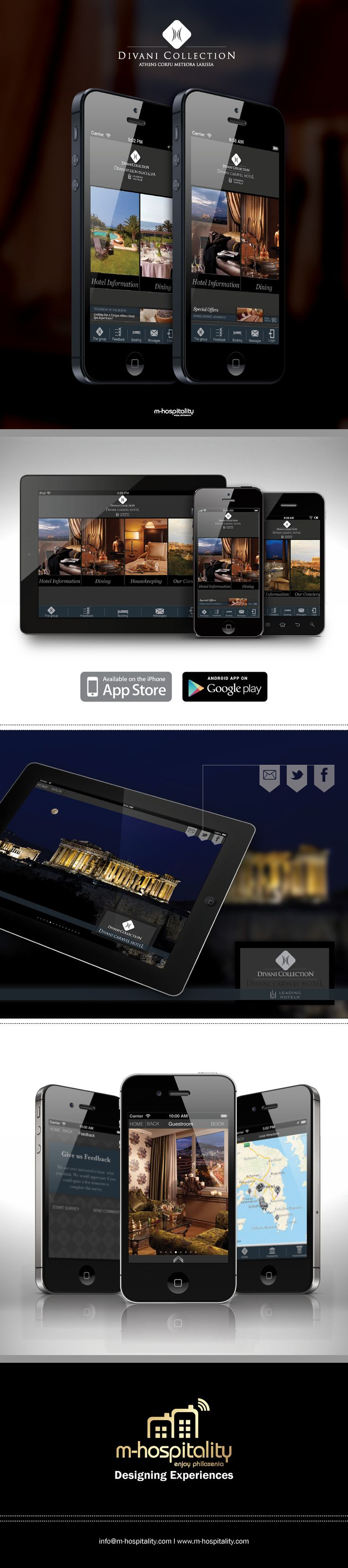 Divani hotels App