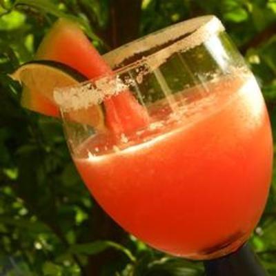 Jewel's Watermelon Margaritas