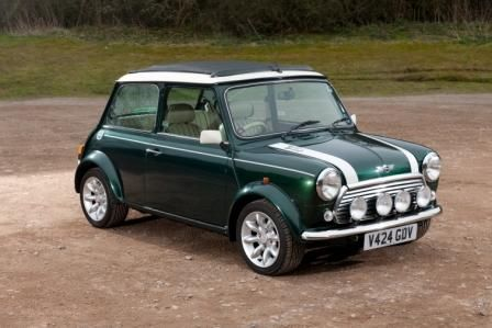 vintage mini cooper - Google Search