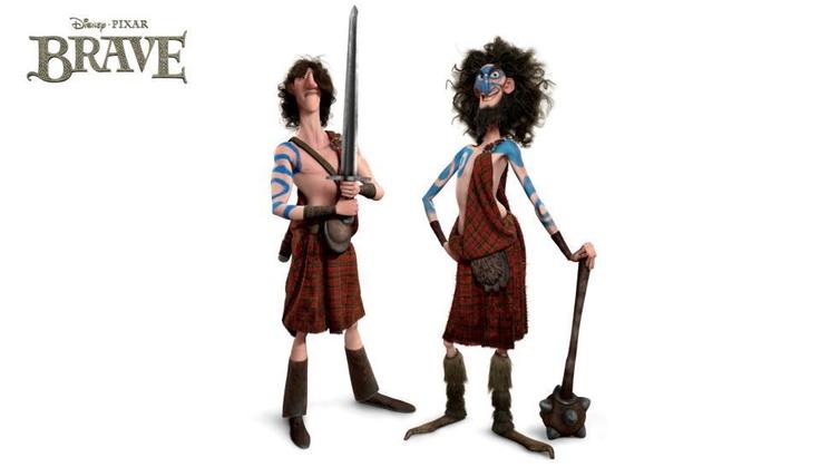 Lordul MacIntosh și fiul său