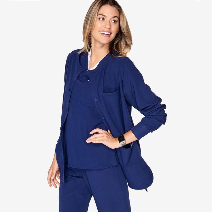 women's Tangier - scrub jacket