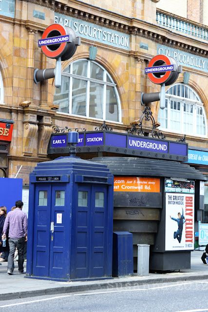 Personally I'm in love with the London Underground.. I think my new favorite station is Earls Court, just because you realize after standing there for 10 minutes just how many Dr. Who fans there are ;)