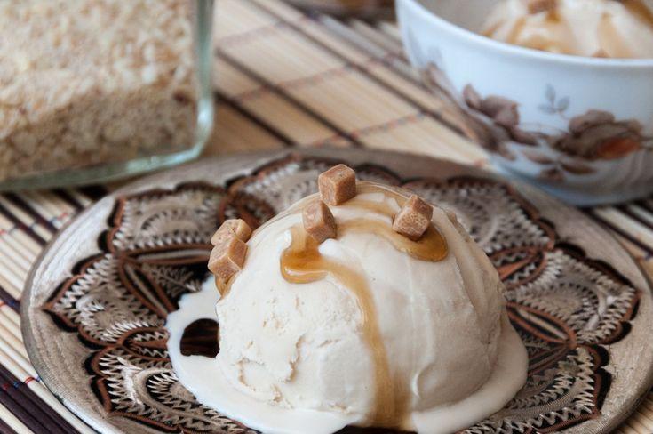 Σπιτικό παγωτό καραμέλα από τον Άκη χωρίς παγωτομηχανή! Η καλύτερη συνταγή για σπιτικό παγωτό!