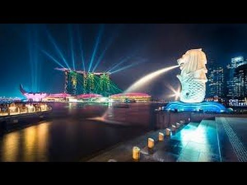 Travel to Singapore city |Small country in Asian Community