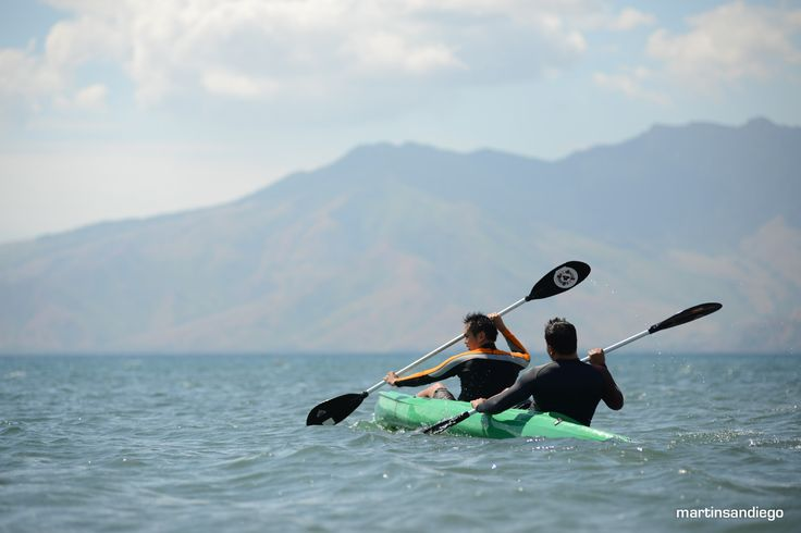 Kayaking in Central Luzon