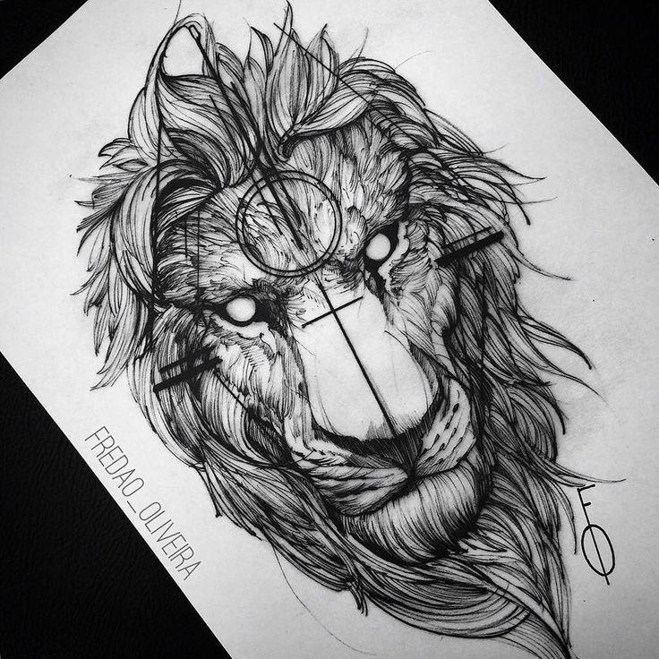 229 best le es images on pinterest simple lion tattoo tattoo designs and design tattoos. Black Bedroom Furniture Sets. Home Design Ideas