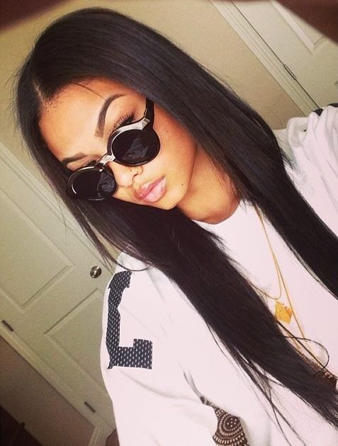 """Celebrity Sunglasses – Black 