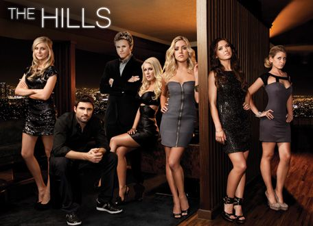 Some people re-read book series, I re-watch The Hills. You could say I'm little obsessed with this show