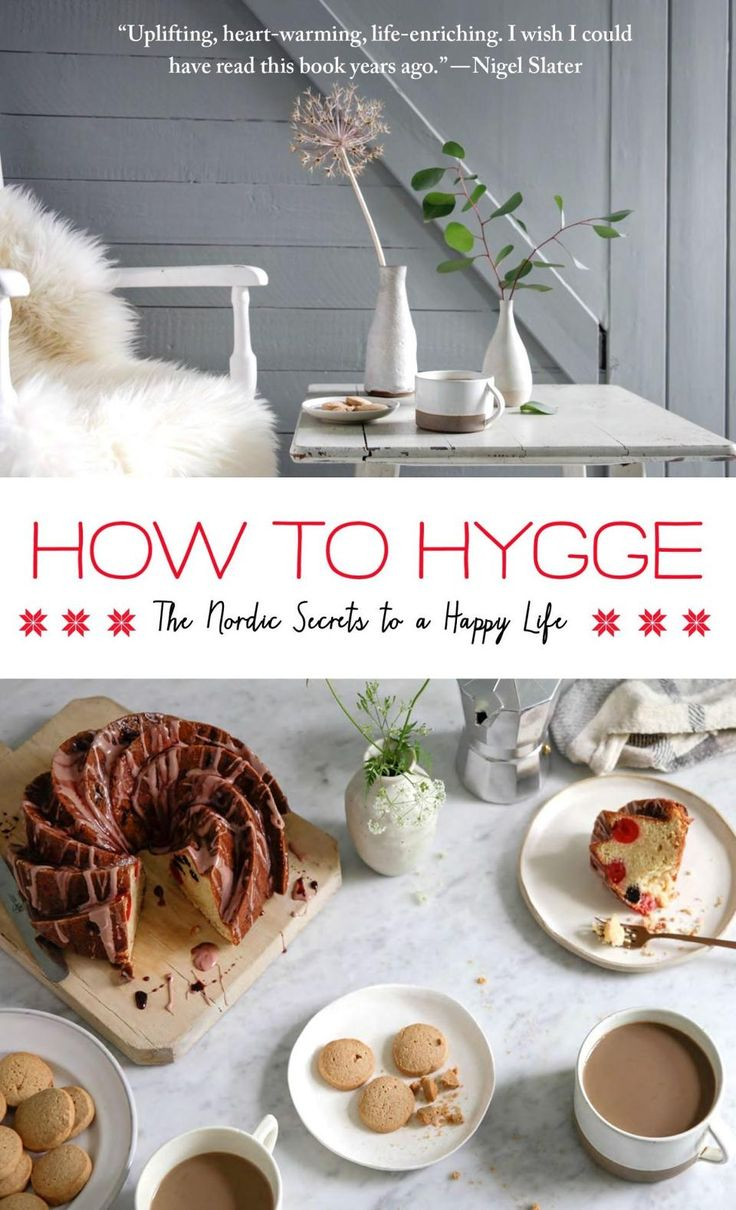 """How to Hygge is subtitled """"The Secrets of Nordic Living"""" and written from a Norwegian American point of view. I sometimes feel that Norway is the poor relative in the Hygge world: they …"""