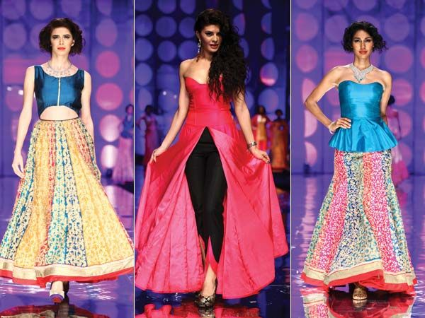 India Bridal Fashion Week 2013: Day 2