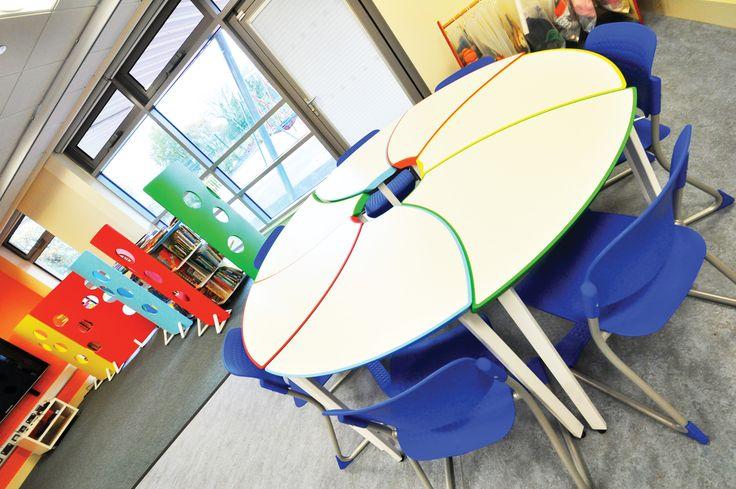 Crownbridge Primary School - Library