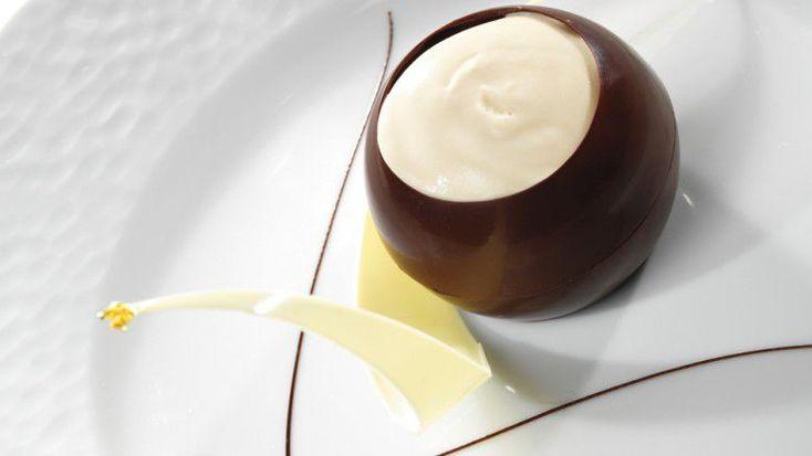 Sphérie chocolatée crémeux Araguani