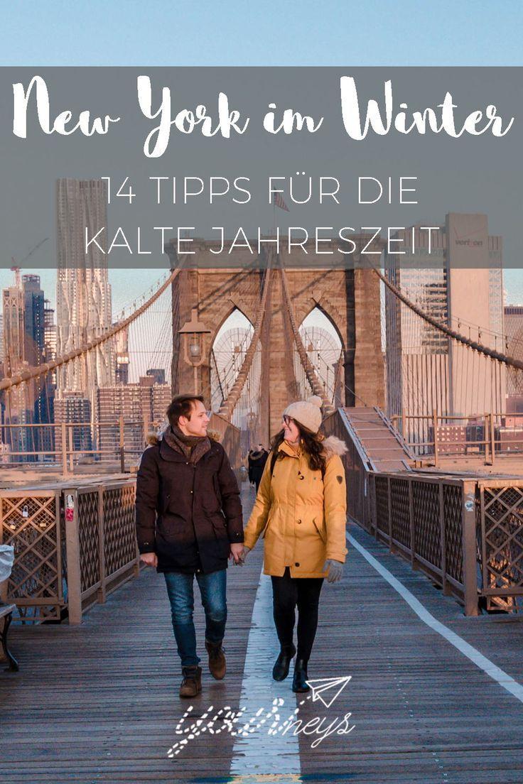 New York im Winter: 14 Tipps für die kalte Jahreszeit