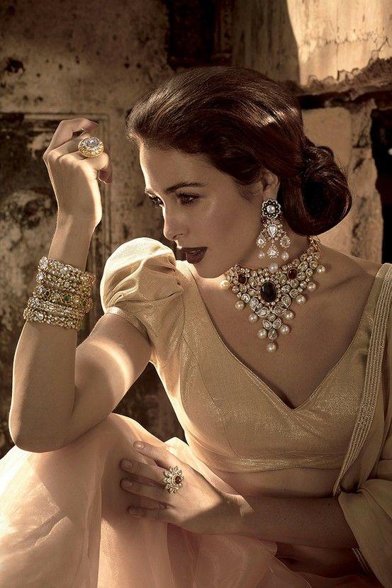 Draped In Jewels