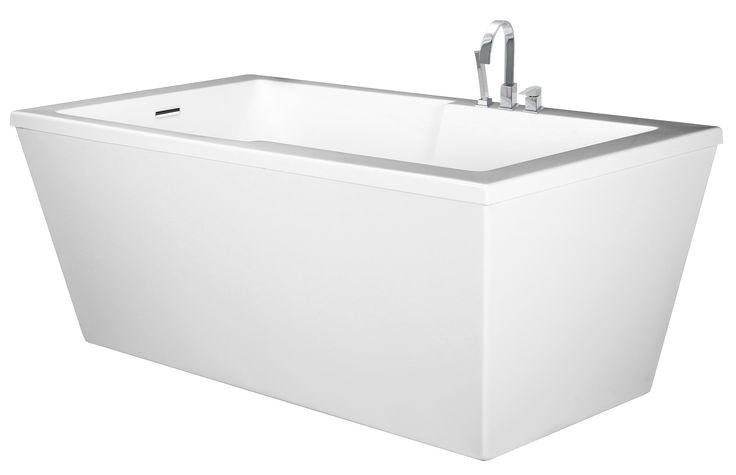 Bain autoportant rectangulaire 60 pouces - Bains autoportants - Bains - Salles de bain - Produits - Bain Dépôt