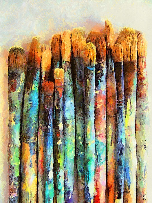 Apparatus Canvas Print Art By Shabbir Degani