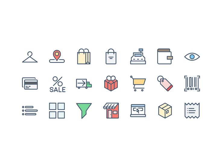 275 Packs - Thousands of Free Icons in AI, EPS, PNG, SVG Formats