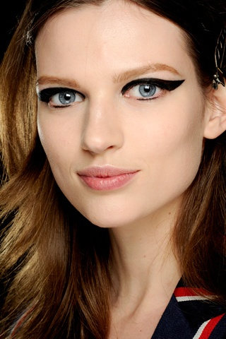 I've done that lower eye liner trick with great success. Pat McGrath