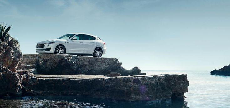 #Maserati #Levante #SUV